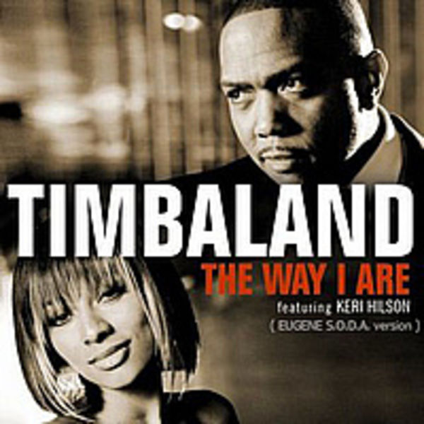 Timbaland feat. Keri Hilson - The Way i are (Eugene S.O.D.A. version)